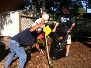 Mt. Lebanon United Methodist Church - Landscaping Project