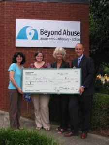 County Bank Donation