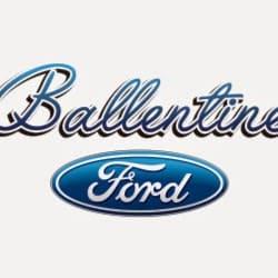 ballentine ford logo