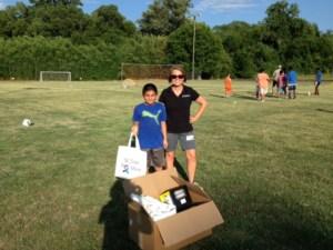 soccer demo winner